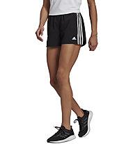 adidas Woven 3-Stripes Sport - Trainingshorts - Damen, Black