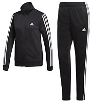 adidas WTS Team Sports - Trainingsanzug - Damen, Black