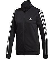 adidas WTS Team Sports - tuta sportiva - donna, Black