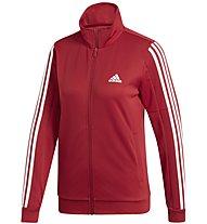 adidas WTS Team Sports - tuta sportiva - donna, Red