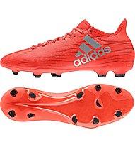 Adidas X 16.3 FG - Fußballschuhe, Red