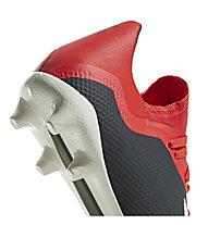 adidas X 18.3 FG - Fußballschuhe kompakte Rasenplätze - Herren