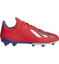X 18.3 FG scarpe calcio terreni compatti