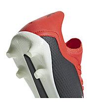 adidas X 18.3 FG JR - scarpe da calcio terreni compatti - bambino