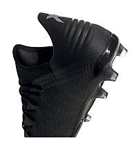 adidas X 19.2 FG - Fußballschuhe fester Boden, Black