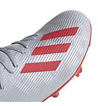 adidas X 19.3 FG - Fußballschuhe fester Boden