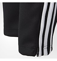 adidas ID 3-Stripes Tiro - pantaloni fitness - bambino, Black