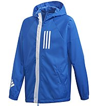 adidas ID Wind - Windjacke - Kinder, Light Blue