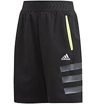 adidas Messi Wo - Kurze Fitnesshose - Junge, Black