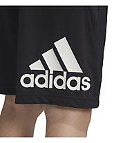 adidas YB Training Equipement Knit - Trainingshosen kurz - Kinder, Black
