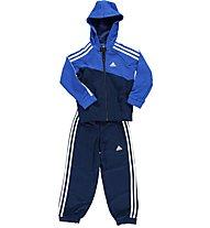 Adidas Yb Ts Hj Ft Ch - Tute Sportive, Colnav/Bluebea/Wht