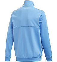 adidas YB TS Tiro - Trainingsanzug - Kinder, Blue/Light Blue
