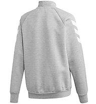 adidas Badge Of Sport - Trainingsanzug - Jungen, Grey