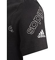 adidas Favourites - T-shirt - bambina/ragazza, Black