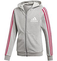 ec160b49f adidas Hooded Cotton - tuta sportiva - bambina | Sportler.com