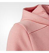 Adidas Linear Full-Zip Hoodie - Kapuzenjacke - Mädchen, Pink
