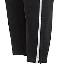 adidas ZNE 3 - Fitnesshose lang - Jungen, Black