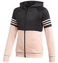 adidas YH Hood Pes TS - Trainingsanzug - Kinder, Black