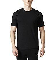 Adidas Z.N.E - Fitness-Shirt - Herren, Black