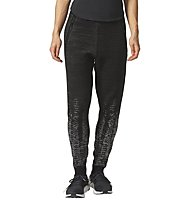 Adidas Z.N.E. Pulse Knit Pant - Trainingshose - Damen, Black