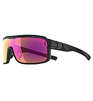 adidas Zonyk Pro Large - Sportbrille, Coal-LST Purple Mirror