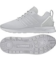 Adidas Originals ZX Flux Racer Sneaker, White