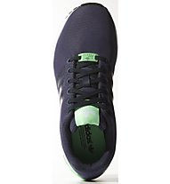 Adidas Originals Zx Flux W Scarpe tempo libero Donna, Blue/Green