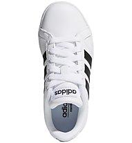 adidas Baseline - sneakers - bambino, White