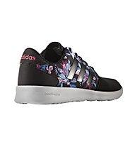 Adidas Neo Cloudfoam QT Racer W - Sneaker Damen, Black