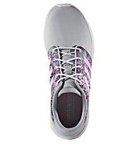 Adidas Neo Cloudfoam QT Racer W - Sneaker Damen, Onix