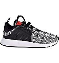 adidas Originals X_PLR C - Sneaker - Kinder, Black/White