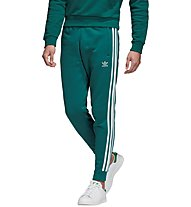 adidas Originals 3-Stripes - pantaloni fitness - uomo, Green