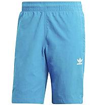 adidas Originals 3-Stripes Swim - Badehose - Herren, Light Blue