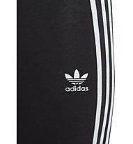 adidas Originals 3 Stripes Leggin - Trainingshose - Kinder, Black