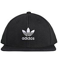 adidas Originals AC Cap Trefoil Flat - Baseballcap, Black