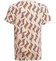 adidas Originals All Over Print - T-shirt - bambina, Pink