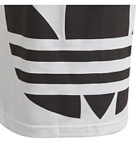 adidas Originals Big Trefoil - t-shirt fitness - bambino, White