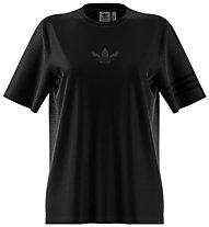 adidas Originals Boxy - T-Shirt - Damen, Black
