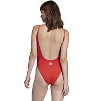 adidas Originals Cotton Body - Badeanzug - Damen, Red