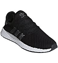 adidas Originals Deerupt Runner - Sneaker - Herren, Black/White