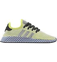 adidas Originals Deerupt Runner - Sneaker - Herren, Yellow/White/Blue