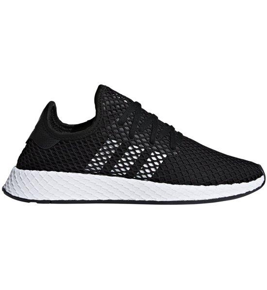 adidas CQ2626 Deerupt Herren Running Schuhe (SchwarzWeiß