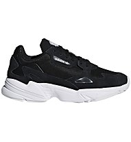 adidas Originals Falcon W - Sneaker - Damen, Black/White