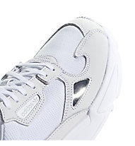 adidas Originals Falcon W - Sneaker - Damen, White/White