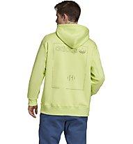 adidas Originals Kaval Grp Oth - felpa con cappuccio - uomo, Green