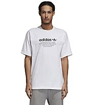 adidas Originals NMD - T-shirt fitness - uomo, White