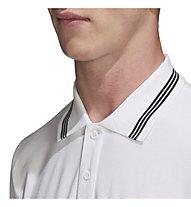 adidas Originals Pique - Poloshirt - Herren, White