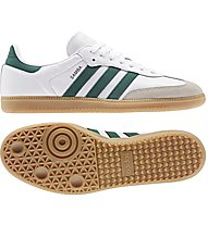 adidas Originals Samba OG - sneakers - uomo, White/Green