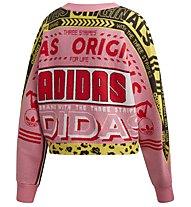 adidas Originals Scarf Knit - Sweatshirt - Damen, Multicolor
