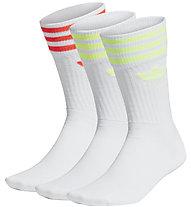 adidas Originals Solid Crew Sock - Sportsocke, White